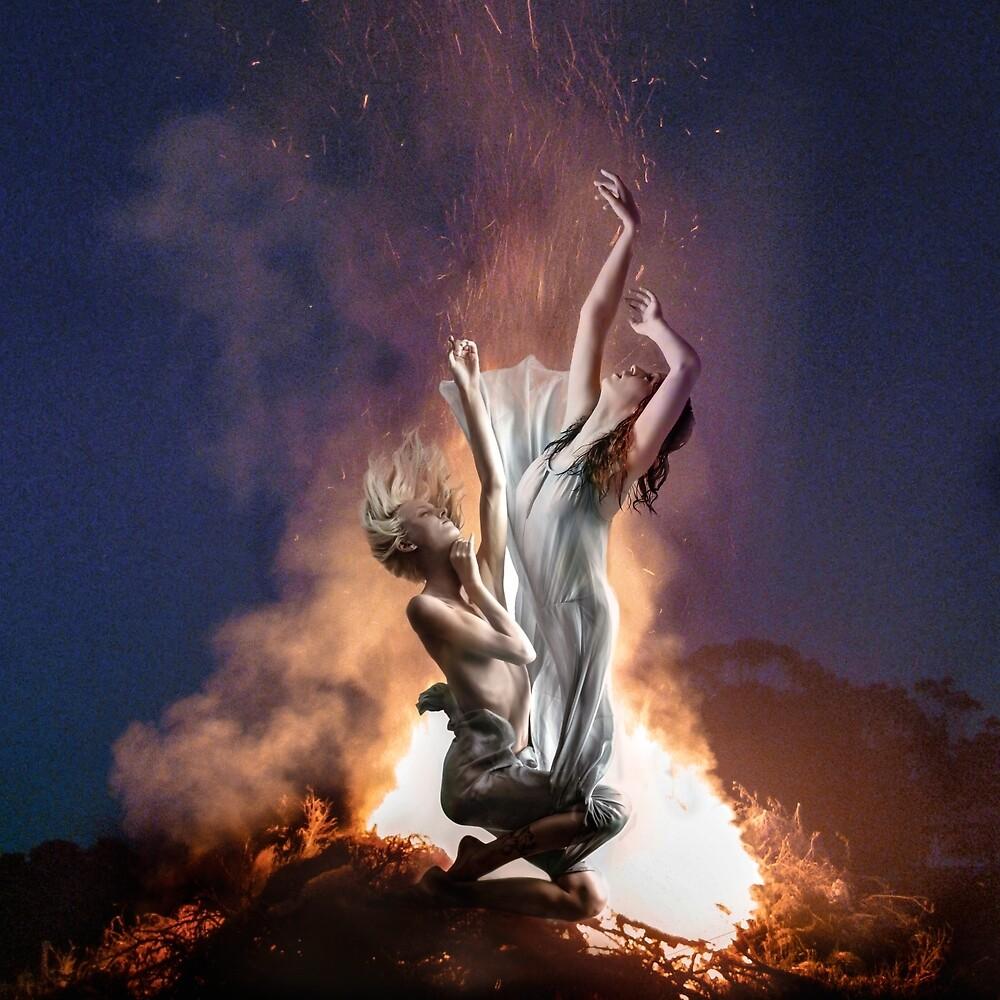 Free Spirit by Jeff Kingston