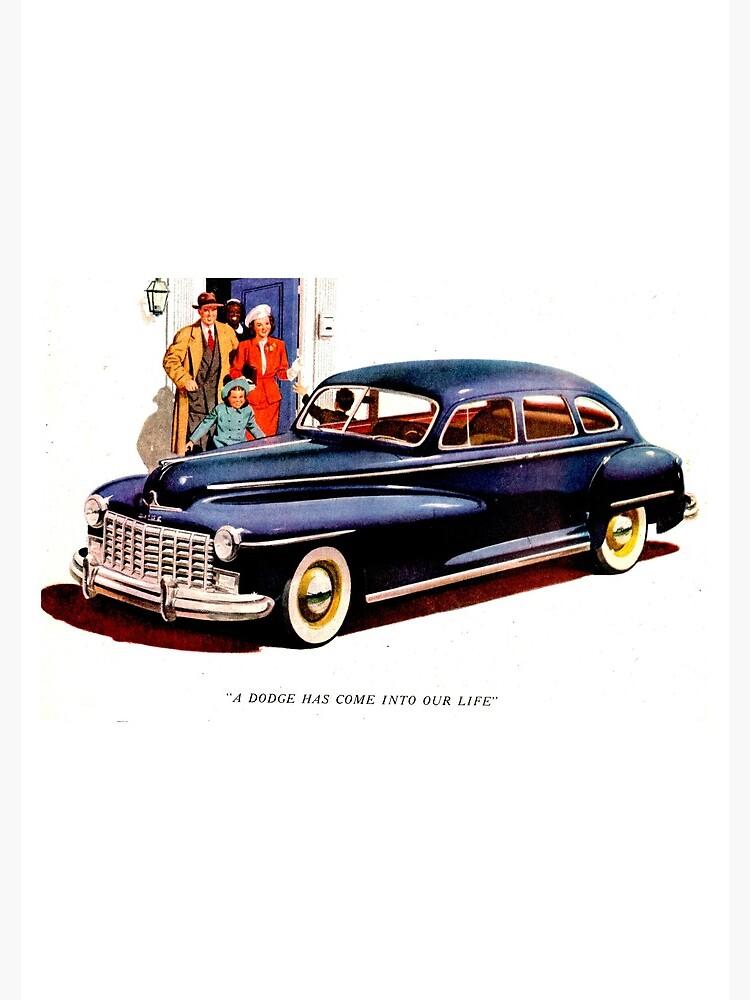 Dodge ad 1948 by liesjes
