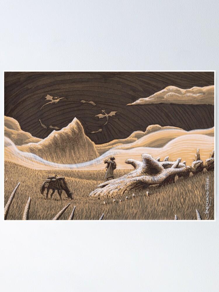 Alternate view of To the Dragon Mountain Poster