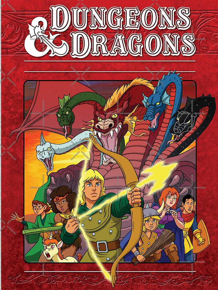 Dungeons And Dragons by LorisCloset