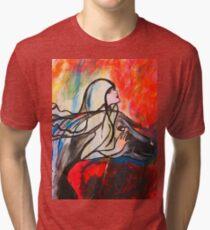 Chasing The Rain Tri-blend T-Shirt