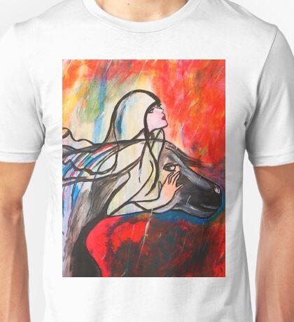 Chasing The Rain Unisex T-Shirt