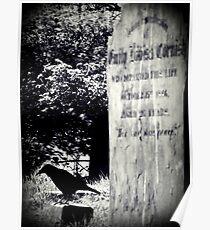 Graveside Vigil Poster