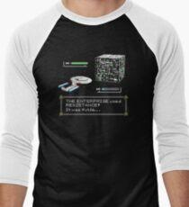 Gotta Assimilatem All! Men's Baseball ¾ T-Shirt