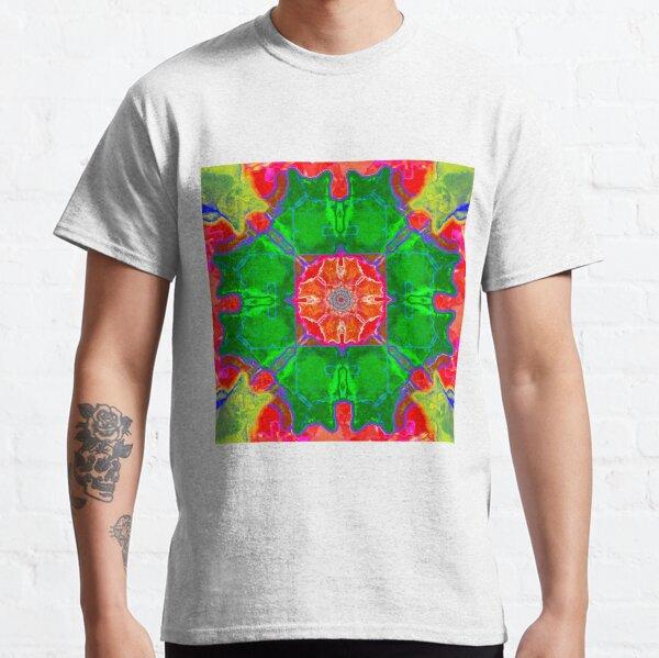 The Last Kaleidoscope Cat Classic T-Shirt