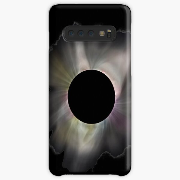 The corona of the sun. Samsung Galaxy Snap Case