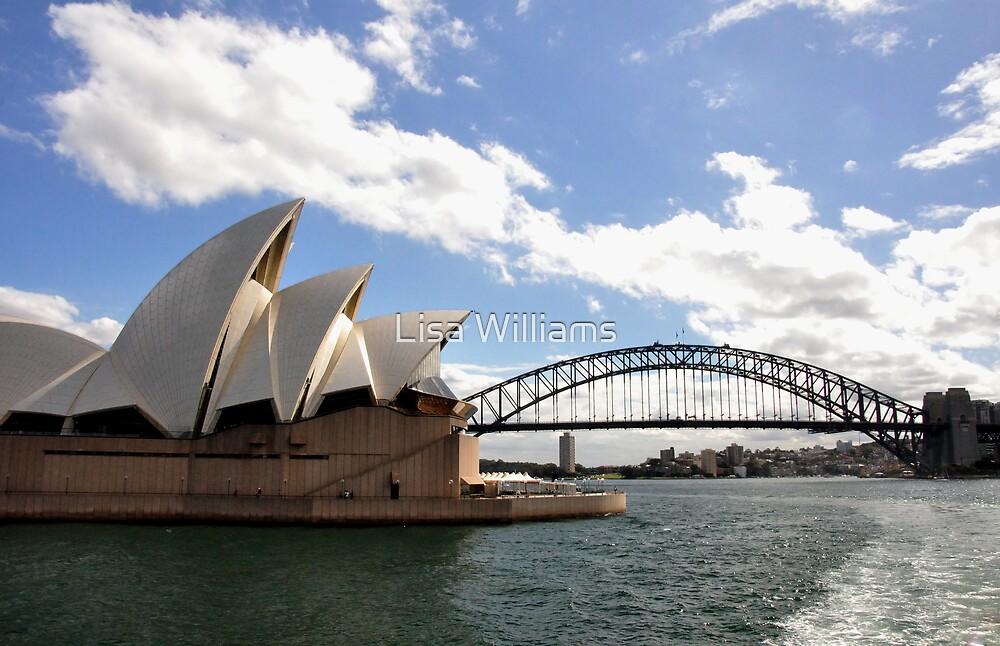 Sydney Landmarks by Lisa Williams