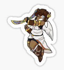 Kid Icarus - Pit Sticker
