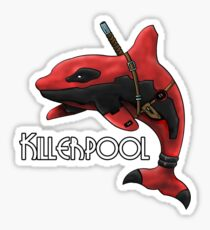Killerpool Sticker