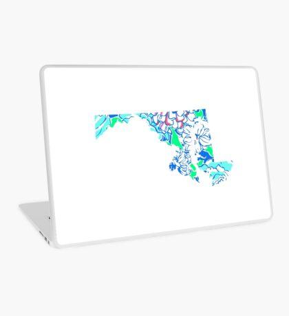 Lilly States - Maryland Laptop Skin