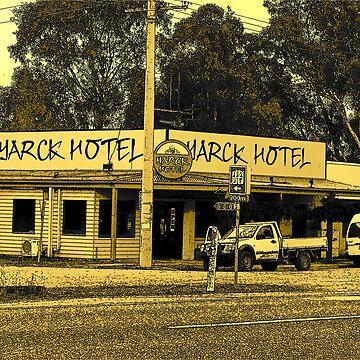 Yarck Hotel by daverach1