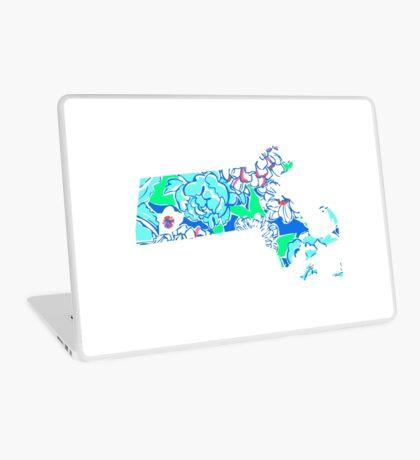 Lilly States - Massachusetts Laptop Skin