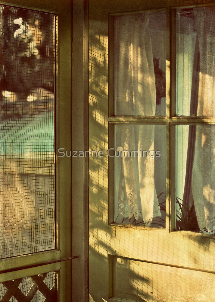 The Back Door by Suzanne Cummings