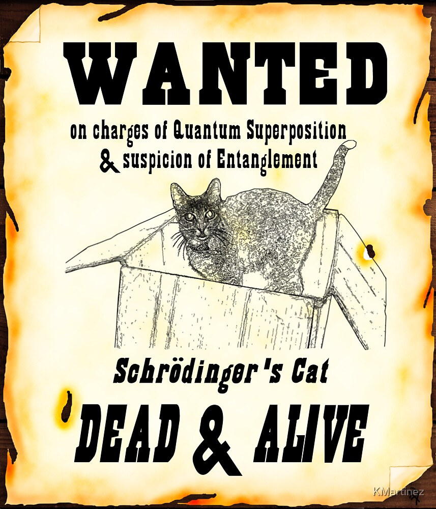 WANTED: Dead and Alive by KMartinez