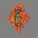 BLAZON BRIKHAUS FIRE GODDESS by blazonbrikhaus