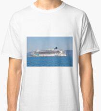 Norwegian Jade liner, Corfu Classic T-Shirt