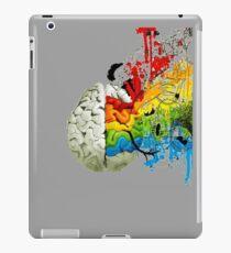 Gehirn iPad-Hülle & Klebefolie