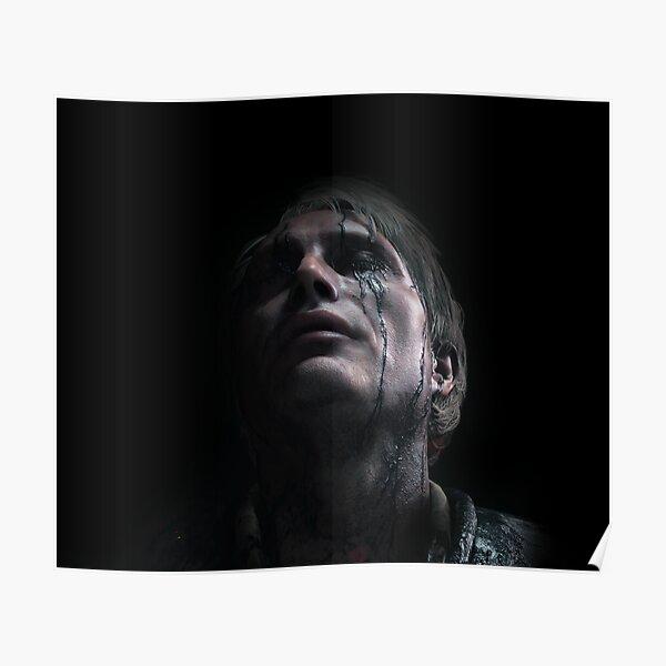 Cliff Unger | Death Stranding | CLIFF DE LA MORT SÉCHAGE Poster