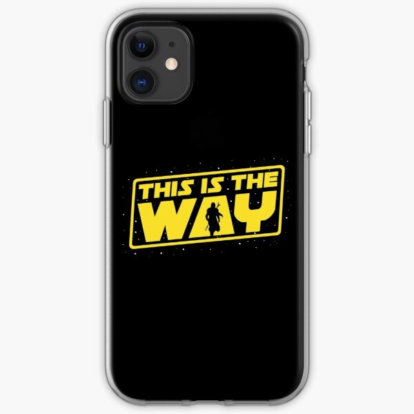 This is the Way iPhone Soft Case