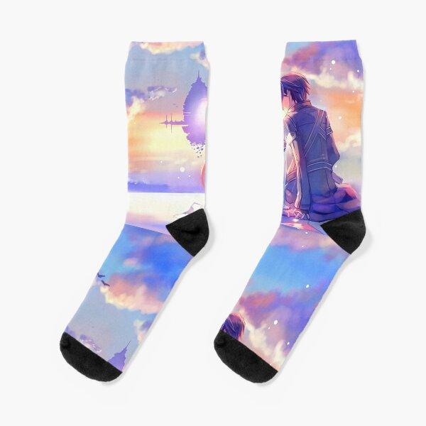 Best couple Asuna and Kirito Socks