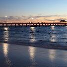 Henley Beach Jetty by Gavin Kerslake