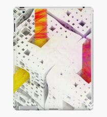 Matthew 6:28 - Abstract CG iPad Case/Skin