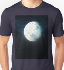 Stylized Moon in the Sky 2 T-Shirt