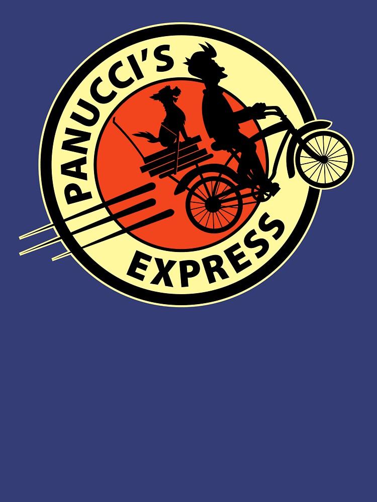 Panucci's Express | Unisex T-Shirt