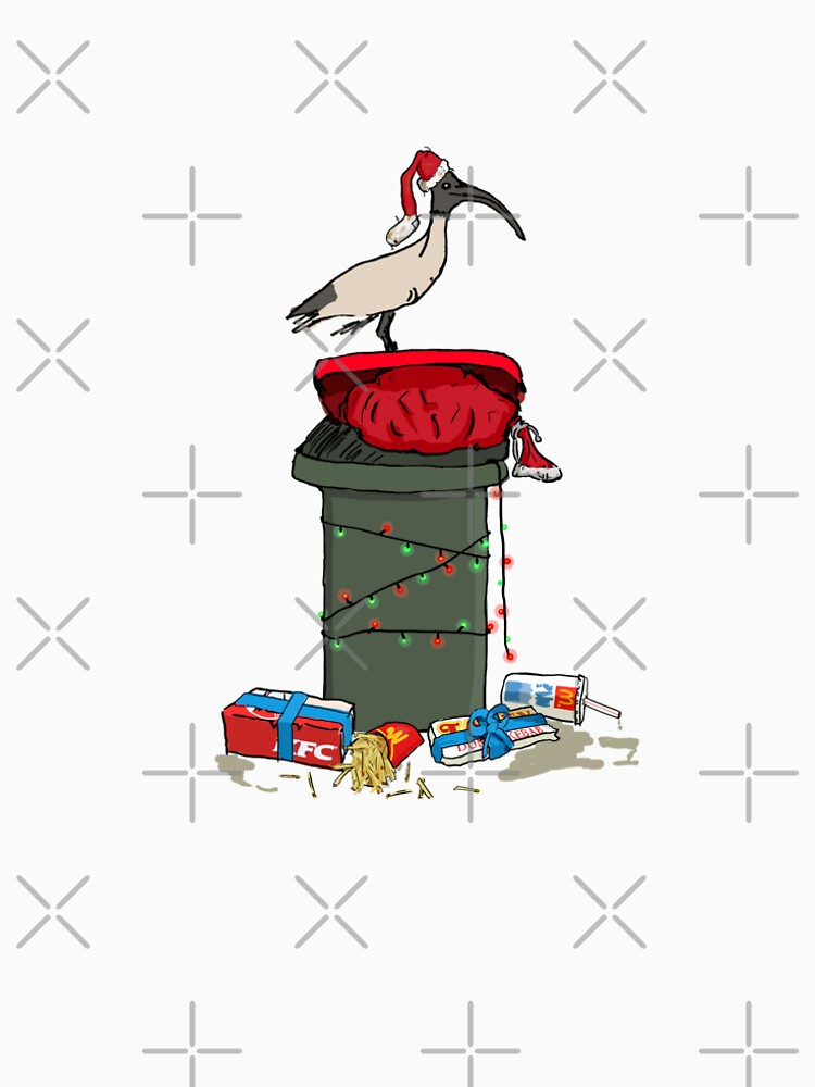 Xmas Bin Chicken OFFICIAL Straya Stickers - *Beware of knock offs* by strayastickers
