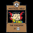The Strange Doctor is in by RyanAstle