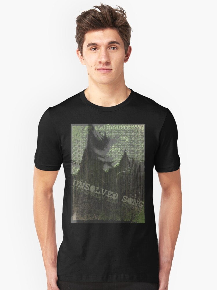 Unsolved song Unisex T-Shirt Front
