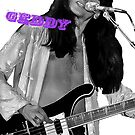 Rock God - Geddy by ikonvisuals