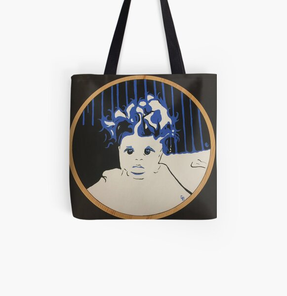Amaya All Over Print Tote Bag