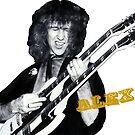 Rock God - ALex L by ikonvisuals