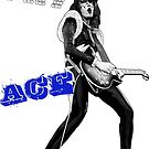 Rock God - Ace by ikonvisuals