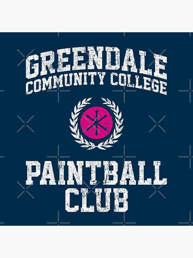 Greendale Community College Paintball Club by huckblade