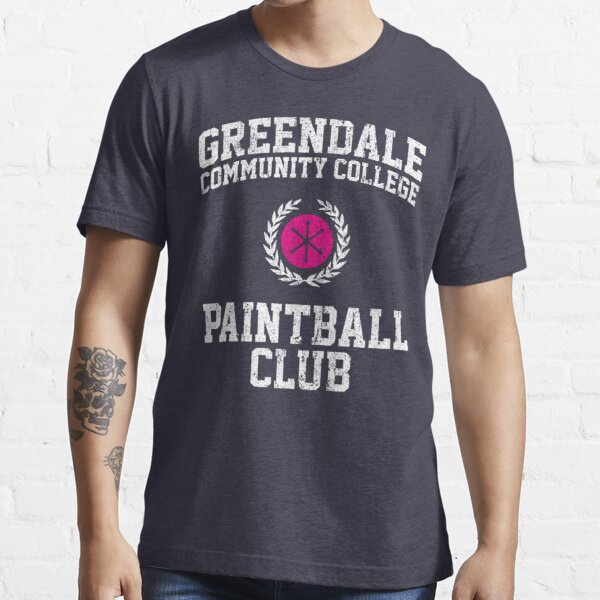 Greendale Community College Paintball Club Essential T-Shirt