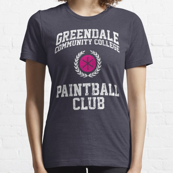 Greendale Community College Paintball Club Essential T-Shirt