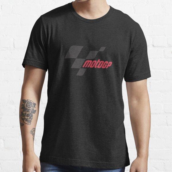 Logo Moto GP T-shirt essentiel
