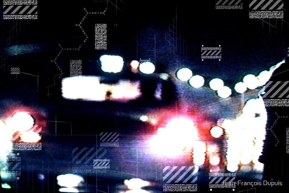 Taxi driver tribute 3 by Jean-François Dupuis