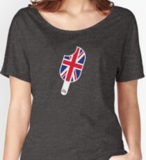 SoFresh Design - God Save The Queen Women's Relaxed Fit T-Shirt