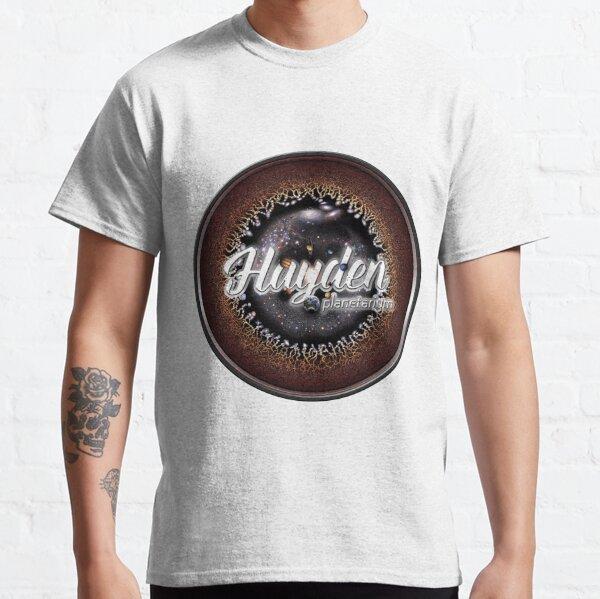 Hayden Planetarium Logo with the Universe! Classic T-Shirt