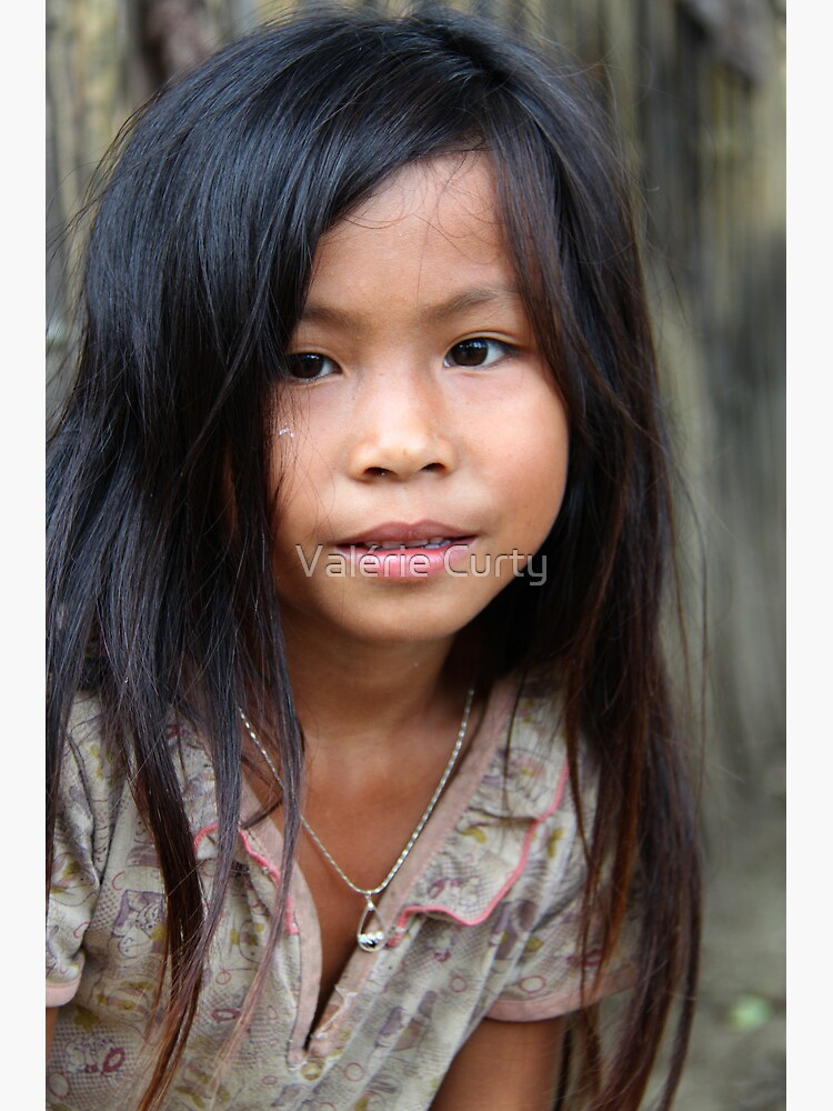 Lao girl by valeriecurty
