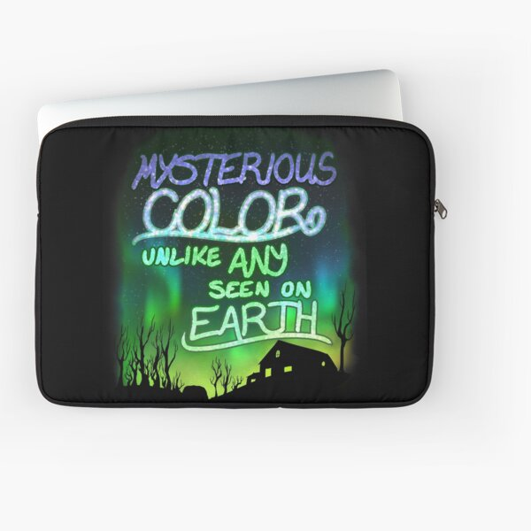 Mysterious Color Unlike Any Seen On Earth Laptop Sleeve