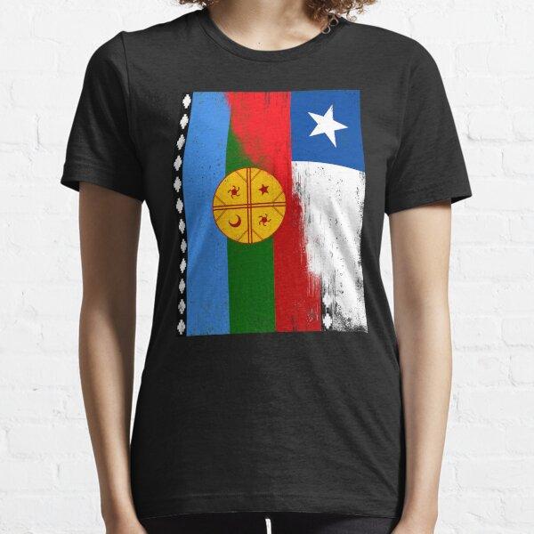 CHILE MAPUCHE MIX, CHILEAN NATIVE MAPUCHE Essential T-Shirt
