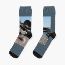 Kontrast Socken