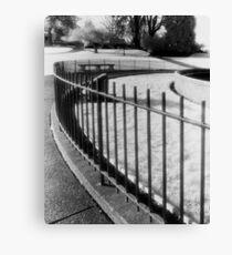 """""""Gated-Infrared image of Washington state capital."""" Leinwanddruck"""