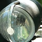 Vintage Bicycle Headlamp by njwilken