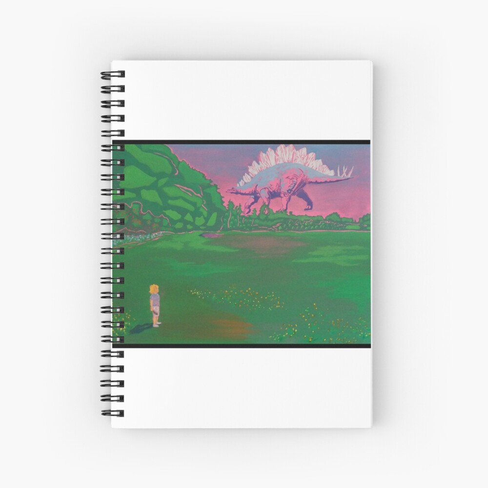 The Young Archaeologist Spiral Notebook