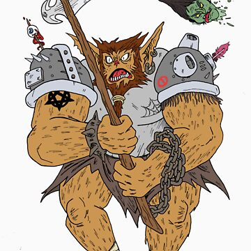 Bugbear by Wolphins